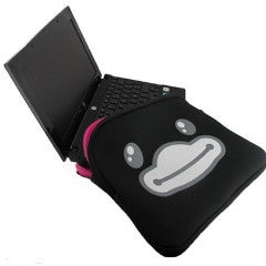 B.Duck Laptop cover Black