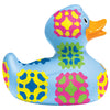 Bud Crochet  Rubber Duckie