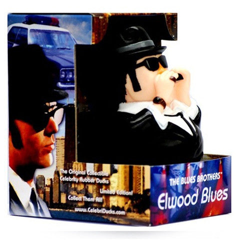 Elwood Blue Duckie from the Blues Brothers
