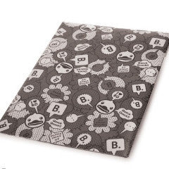 B.Duck Stationary Folder  Black & White