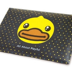 B.Duck Stationary Folder  Yellow Head