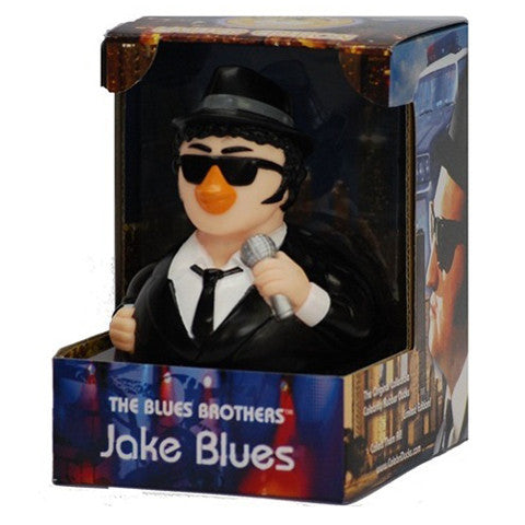 Jake Blues Duckie from the Blues Brothers