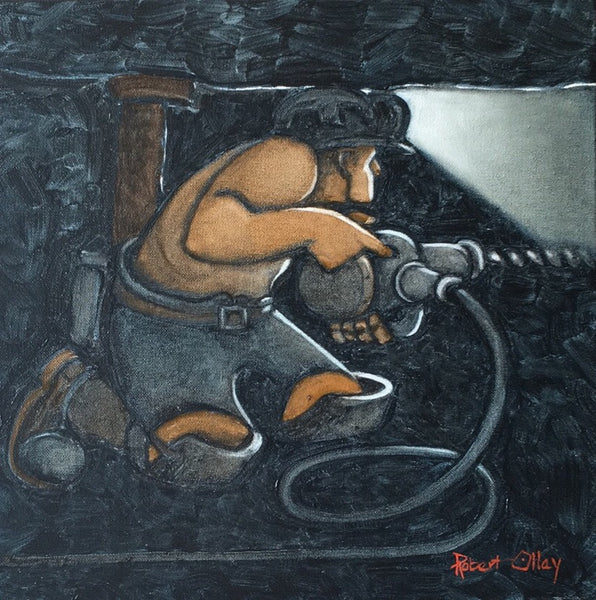 Original - Drilling The Coal Face 006