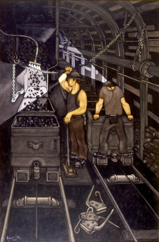 Coal Mining Collection - The Landing Lads