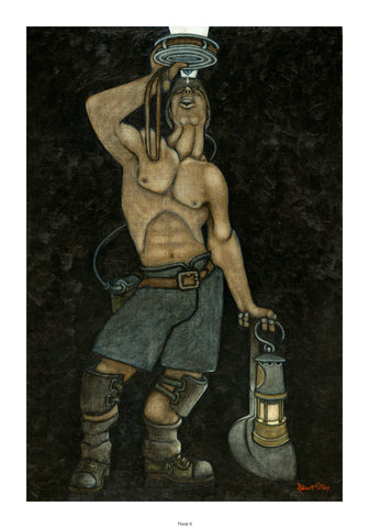 Coal Mining Prints - Thirst 2