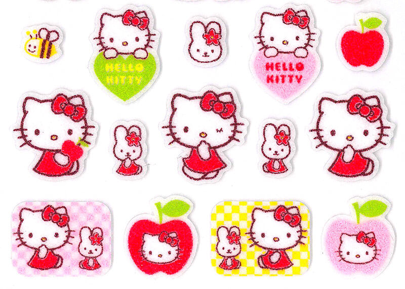 Hello kitty stickers v 2