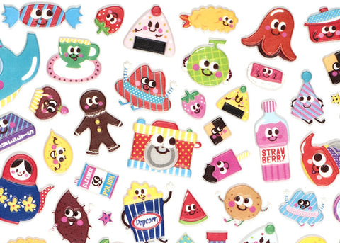 Googly Sweeties Stickers