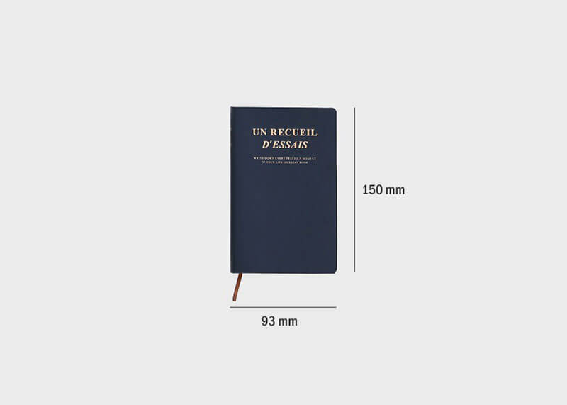 iconic design essay book v sticker stack essay book v 6