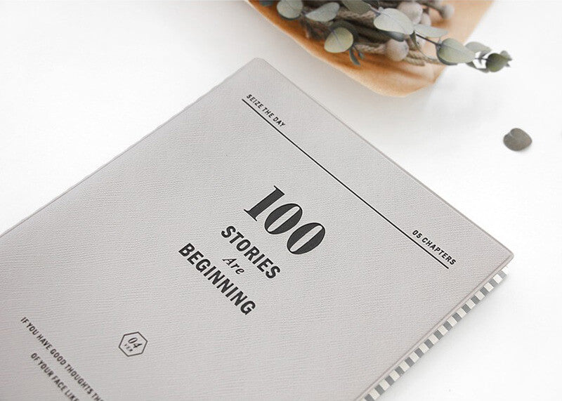 100 Stories Seize the day planner v.4