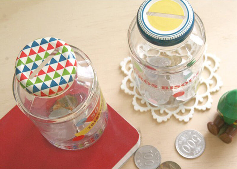 Recycle Piggy Bank