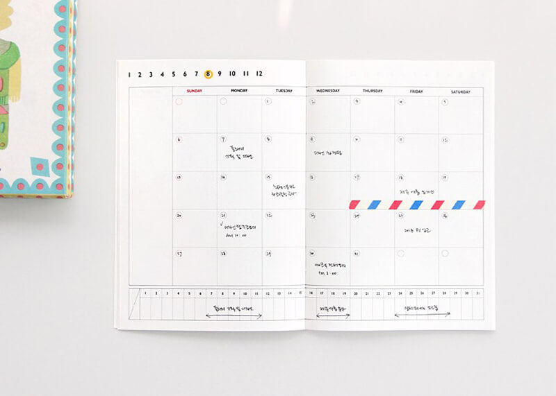 Becoming planner  - 3 month