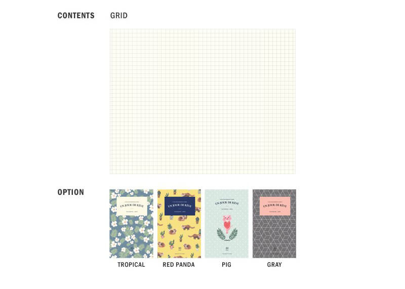 Pocket Note Grid