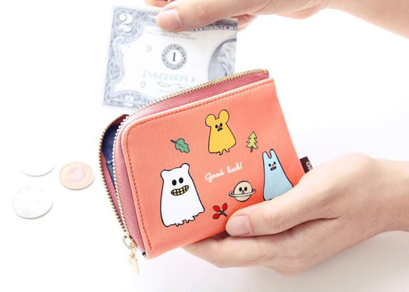Ghost Credit Card Pocket