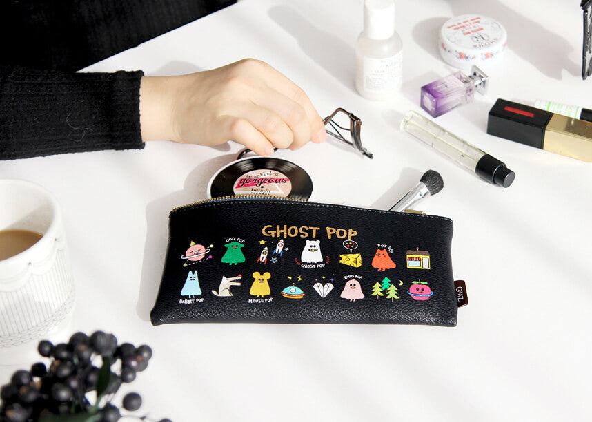 Small Ghost Daily Pouch