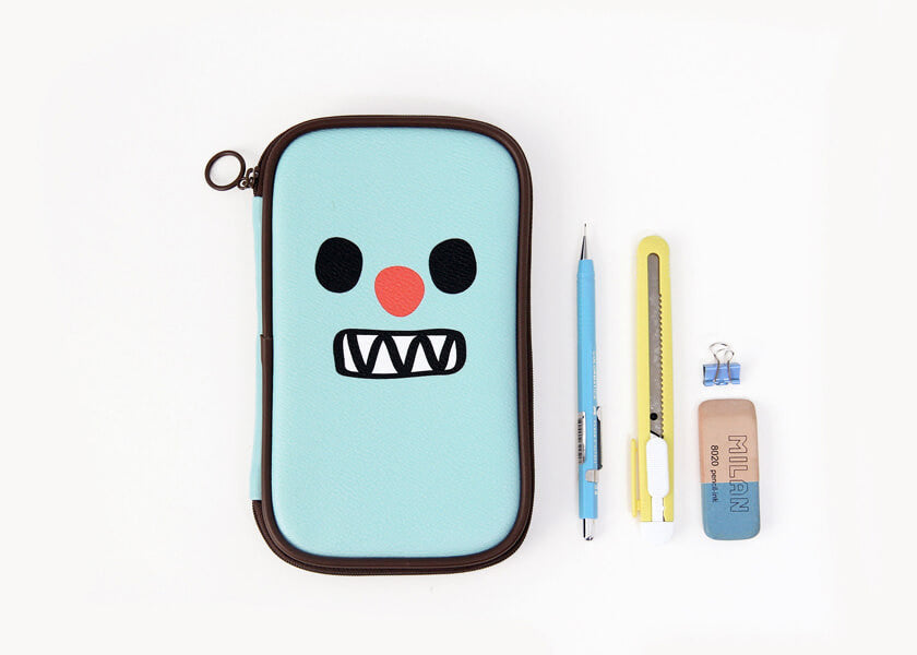 Ghost Pencil Pouch