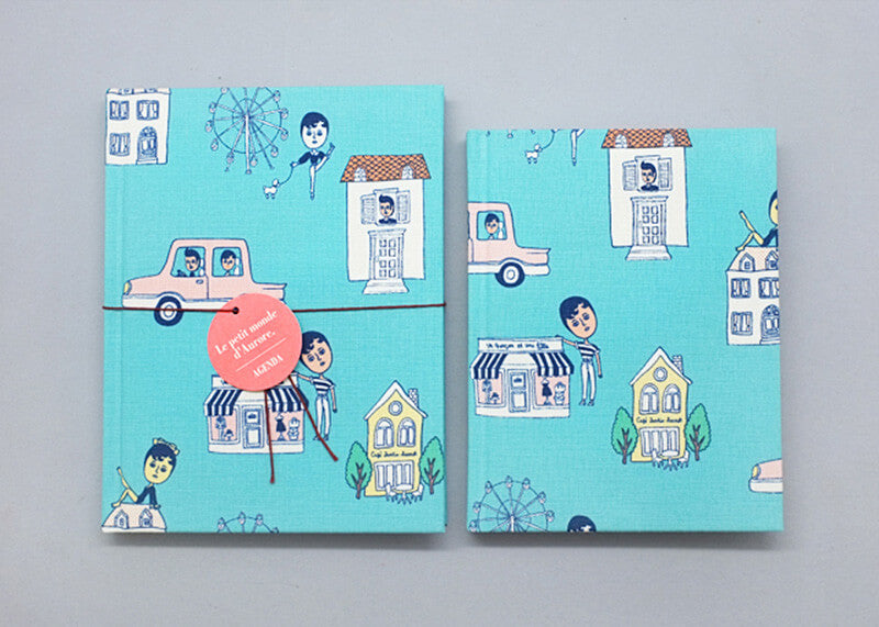 Petit Hardback Notebook