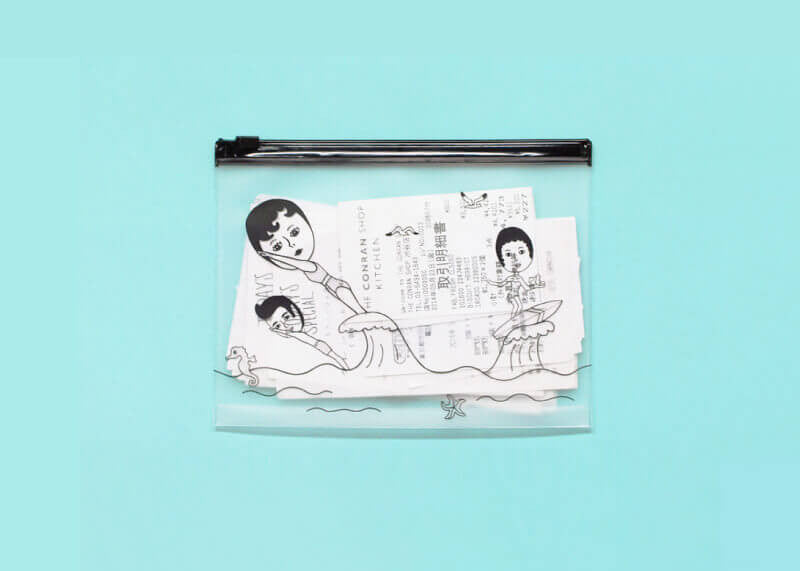 Mini Clear Pouch 3