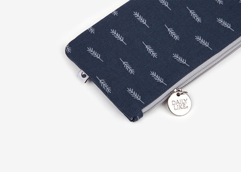 Daily pen case Feather