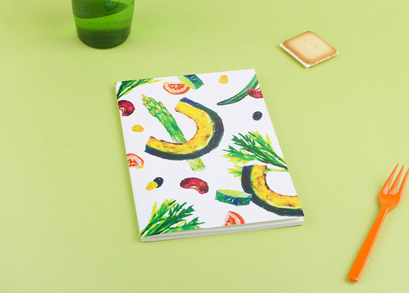 Salad Bar Notebook