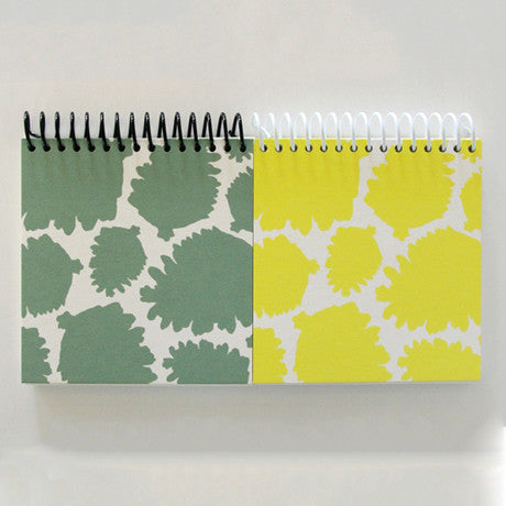 Ring-Bound Spring Notebook
