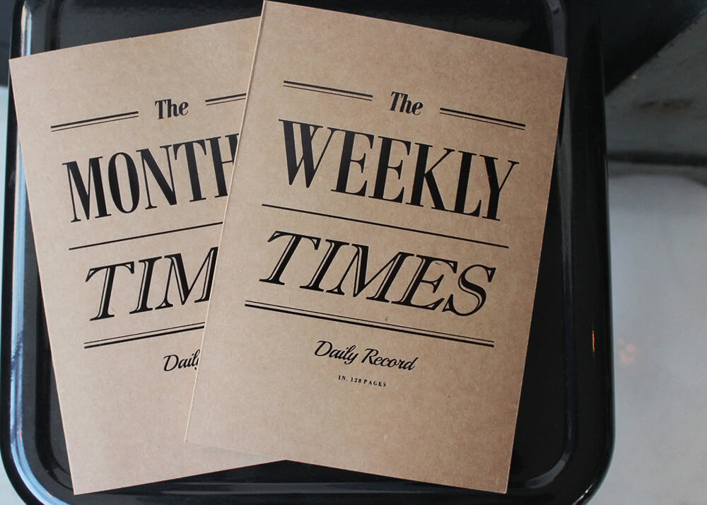 The Monthly Times Notebook