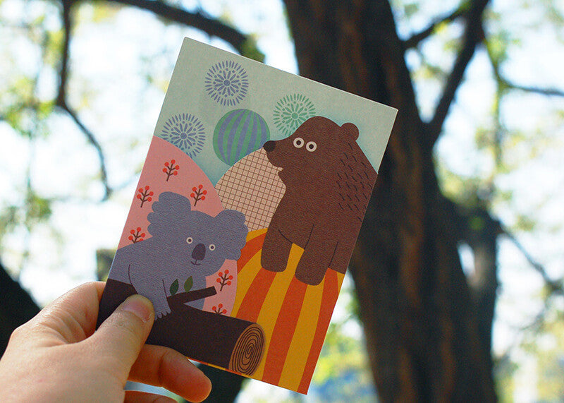 In the Zoo Card