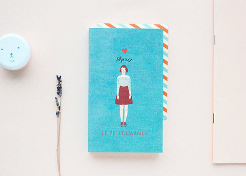 April Pocket Book