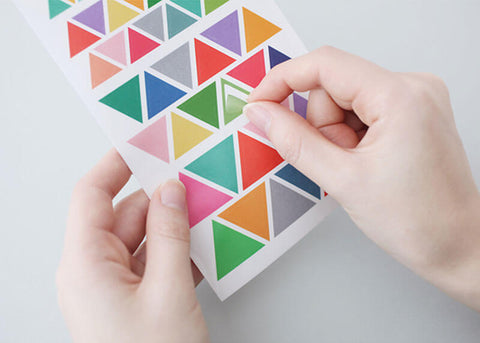 Color Palette Stickers