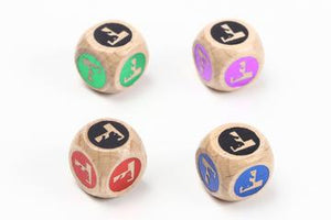 TOYGER Coin Flip Dice (dice for coin toss) for All TCG Players