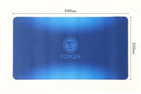 TOYGER Compact Playmat for TCG - only 9 inches long - easy to carry around - 6 types - storage bag included