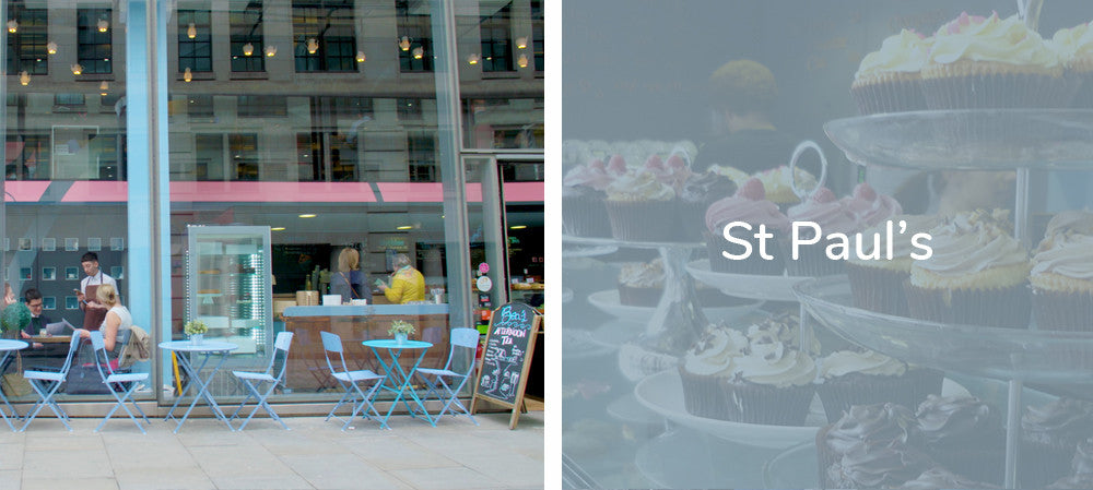 St Pauls Reservation Afternoon Tea in London