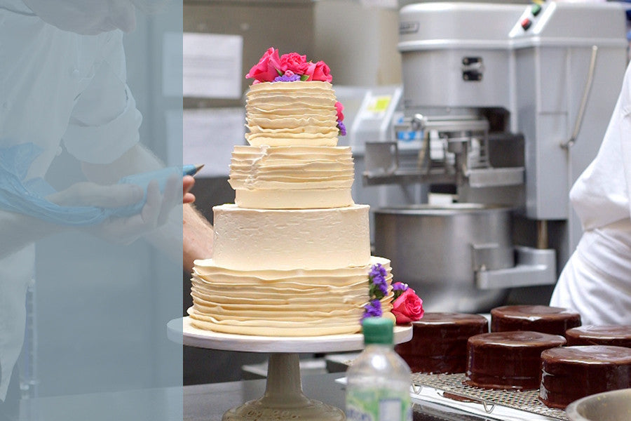 Wedding Cakes at Bea's of Bloomsbury in London