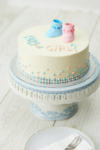 Baby Shower Chocolate Bea's of Bloomsbury in London