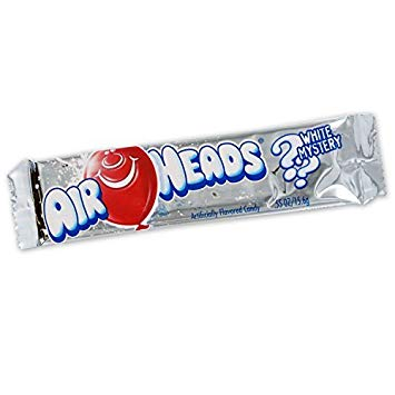 Air Heads White Mystery