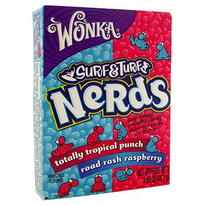 Nerds Raspberry Tropical Punch