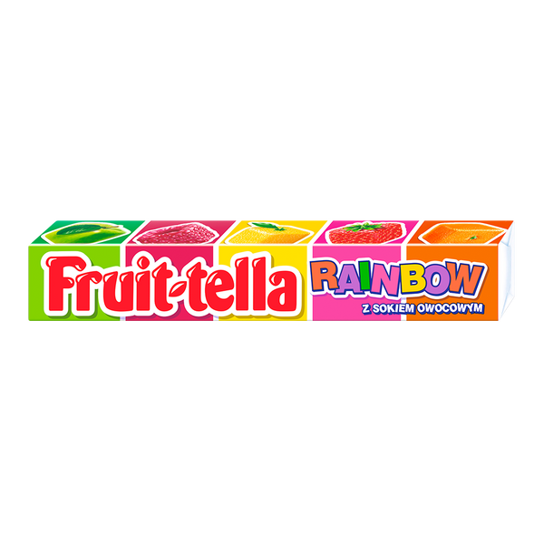 Fruitella Rainbow