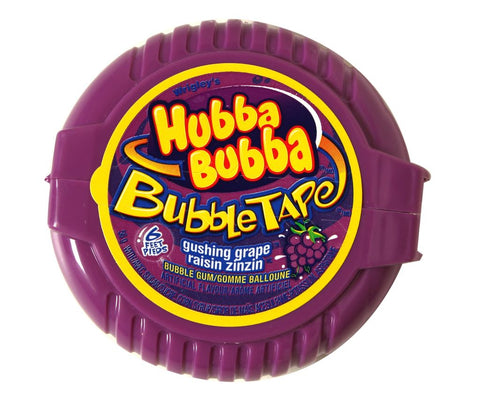 Hubba Bubba Bubble Tape Grapes