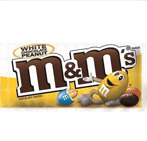 M&M White Peanut