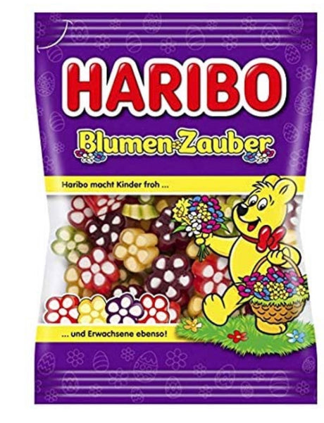 Haribo Flower Power