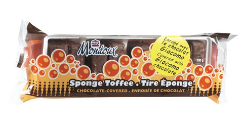 Sponge Toffee Chocolate Covered