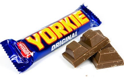 Yorkie Milk Chocolate 40g