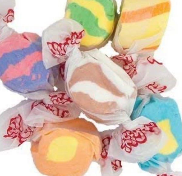 Salt Water Taffy Tropical Mix - Taffy au Sel de Mer