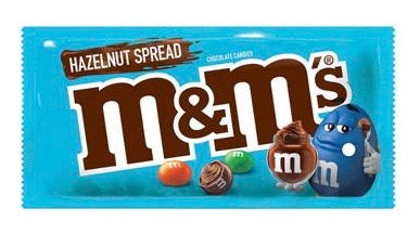 M&M Hazelnut Spread