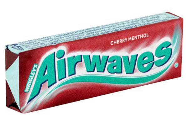 Airwaves Cherry Menthol sugar free