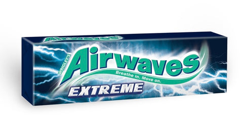 Airwaves Extreme sugar free