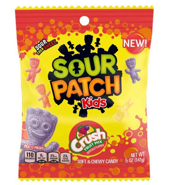 Sour Patch Kids Crush