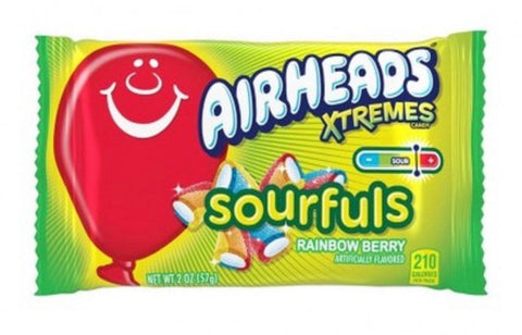 Air Heads Extreme Sourfuls