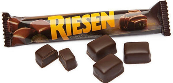 Riesen Chocolate Chew Stick Pack