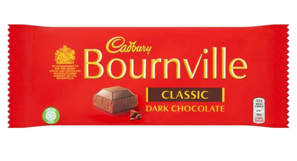 Bournville  Dark Chocolate 100g