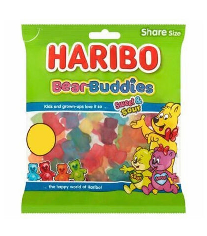 Haribo Bear Buddies